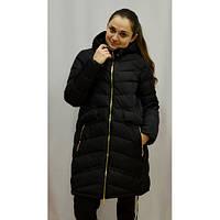 Женское пальто на холофайбере Lusskiri 16-5007-KS черный скидка