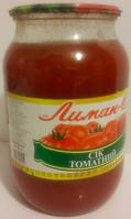 """Сок томатный СКО 1л ТМ """"Лиман-С"""""""