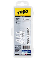 Воск Toko All-in-one Hot Wax 120g