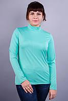 Микелла. Женские гольфы больших размеров. Мята., фото 1
