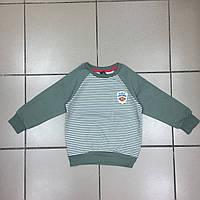 Детский Джемпер для мальчиков ( начёс) оптом р.2-9 лет