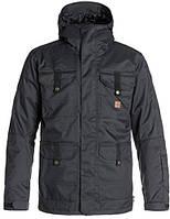 Мужская сноубордическая куртка DC Men's Servo 16 Jacket, цвет Anthracite, размер XS