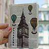 """Обложка для паспорта """"Лондон-Париж"""", фото 3"""