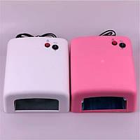 Ультрафиолетовая лампа для ногтей Global Fashion 818 36 Вт