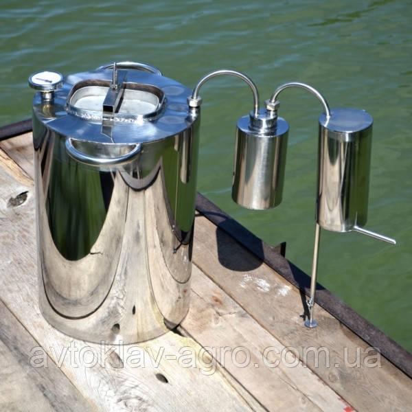 Самогонный куб из нержавейки цена сделать из пароварки самогонный аппарат