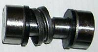 Полукрестовина крышки рулевого механизма ГАЗ 3302 (с подшипником) (пр-во Россия)