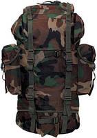 Рюкзак 65л лесной камуфляж MFH 30253T