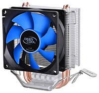 Вентилятор Deepcool ICEEDGE MINI FS V2.0 (универсал/95W/80mm/2200rpm/3pin/Al+Cu)