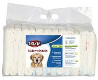 Подгузники для кобелей Trixie S-M: 30-46см (12шт)