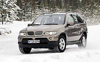 Ветровики для BMW X5 (E53) с 2000-2006 г.в.