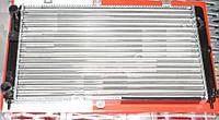 Радиатор водяного охлаждения ВАЗ 2170 (алюминий) (производство AURORA,Poland)