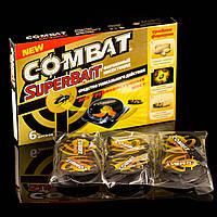 Ловушки для тараканов Комбат Combat 6шт/уп