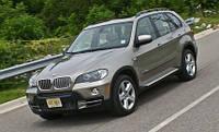 Ветровики для BMW X5 (E70) с 2007-2013 г.в.