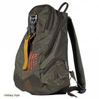 Рюкзак нейлоновый с карабином Pure Trash (Olive) - MFH 30л.