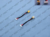 DC JACK ACER EXTENSA 5220, 5330, 5530, 5610, 5620, 5730, 7620 series (With cable)
