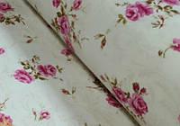 Постельное белье Фланель(байка), Роза розовая - полуторный комплект