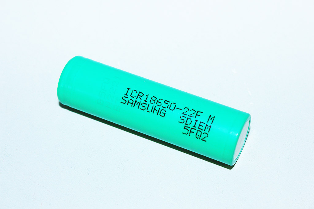Аккумулятор (лицензионный) Samsung 18650 2200 mAh