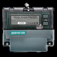 Электросчетчик Меркурий 200.04 однофазный многотарифный