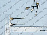 DC JACK HP G4 (8 pins,For Intel,with cable)