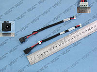 DC JACK TOSHIBA Satellite L505D, L350, L350D, L355, L355D, A505, M205, C655D (With cable)