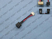 DC JACK TOSHIBA Satellite P100, P105 (with cable)