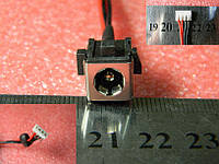 DC JACK TOSHIBA Satellite P205, P205D, X205 (With cable)
