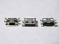 Micro USB разьем Тип 11