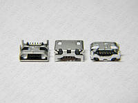 Micro USB разьем Тип 07