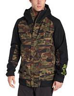 Мужская сноубордическая куртка RIDE Snowboards Jacket Gatewood camo, размер M, фото 1