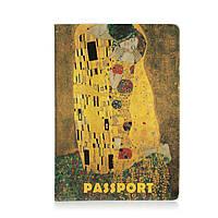 """Обложка для паспорта """"Климт"""""""