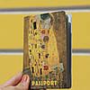 """Обложка для паспорта """"Климт"""", фото 3"""