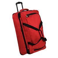 Сумка дорожная Members Expandable Wheelbag Extra Large 115/137 Red