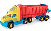 Игрушечная машинка Тягач самосвал Super Truck Wader (36400)
