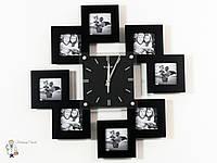 Настенные часы «8 кадров»
