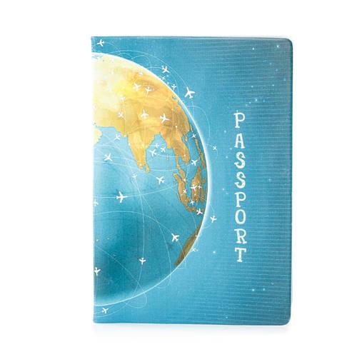 """Обложка для паспорта """"Планета"""""""