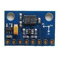 GY-511 LSM303DLHC 3-х осьовий компас, акселерометр, фото 1