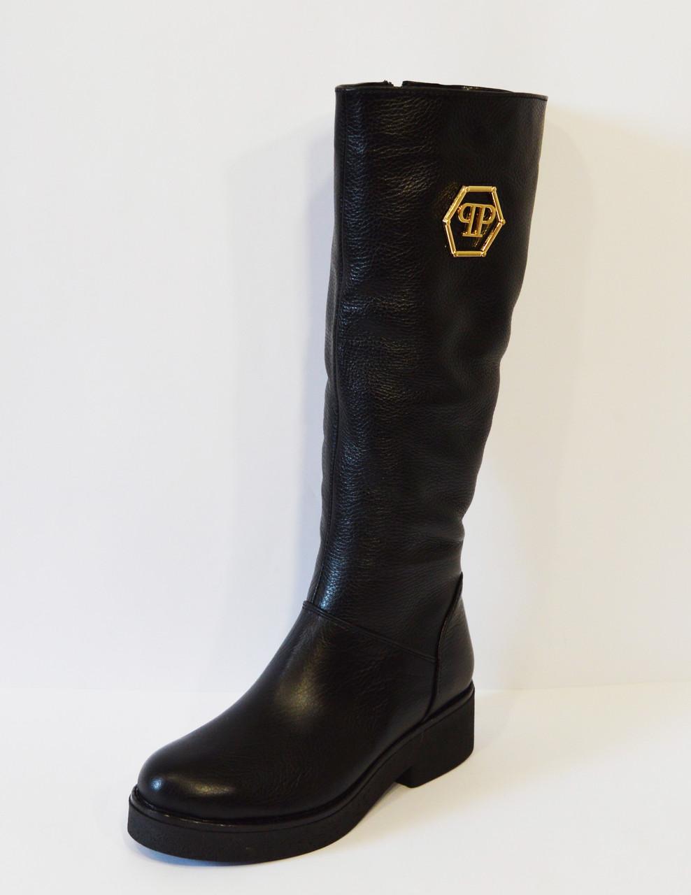 Кожаные женские сапоги Kento 007 - КРЕЩАТИК - интернет магазин обуви в  Александрии a0e80546ccc5e
