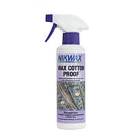 Пропитка для хлопка Wax Cotton Proof 300 ml Nikwax