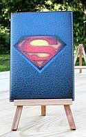 Обложка (чехол) для паспорта, супергерои