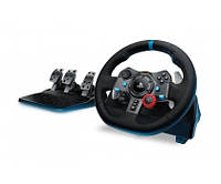 Педаль и руль Logitech G29 Driving Force PS3/PS4