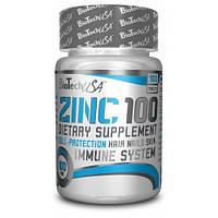 Витамины для потенции Biotech USA Zinc (100 таб.)