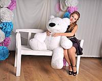 """Мягкая игрушка мишка сидячий """"Bear"""" 35 см 110 см"""