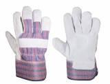 Перчатки комбинированные спилковые  MASTER TOOL