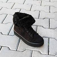 Женские зимние ботинки puma Riana 36-41рр.