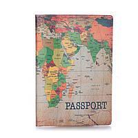 """Обложка для паспорта """"Карта"""""""