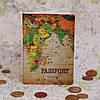 """Обложка для паспорта """"Карта"""", фото 3"""