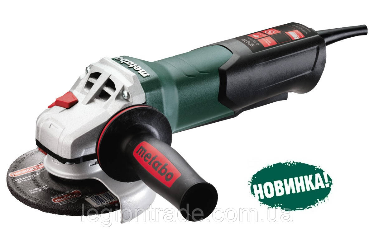 Болгарка Metabo WP 9-125 Quick