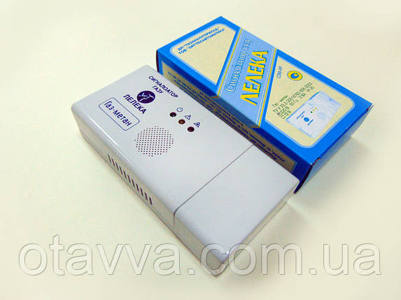 Сигнализатор загазованности Лелека 1 СЗМ-Р-АС, фото 2