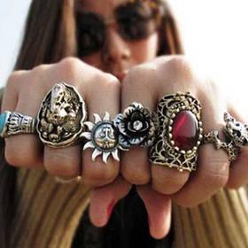 Значение колец на разных пальцах