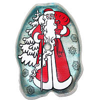 Солевая грелка Дед Мороз - грелка солевая Дельта терм